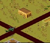 Desert Strike: Return to the Gulf SNES This place looks more... green. Nice buildings, too