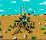 Desert Strike: Return to the Gulf SNES Is this the way you want to end?!..