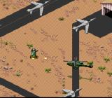 Desert Strike: Return to the Gulf SNES Destroying those planes won't be an easy task