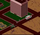 Desert Strike: Return to the Gulf SNES Wow, what a big city!