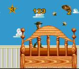 Disney's Toy Story SNES Jumping on the bed!