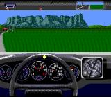 The Duel: Test Drive II SNES You can go off road, but you'll be automatically brought back to track after a couple of seconds