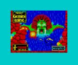 Gemini Wing ZX Spectrum Loading screen
