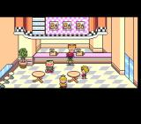 EarthBound SNES Burger restaurant