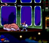 Earthworm Jim SNES Now I can ride this animal!