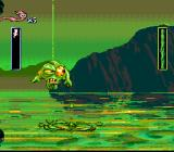 Earthworm Jim SNES There are dangerous things living in this swamp