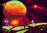 Earthworm Jim Genesis Guide this little pink sucker safely through the level