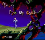 Earthworm Jim 2 SNES Sounds simple enough...