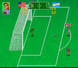 European Football Champ SNES Penalty kick