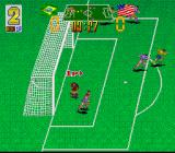 Super Soccer Champ SNES What a save!