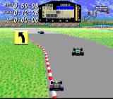F1ROC: Race of Champions SNES The track in Japan looks a bit like Japan itself...