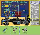 F1ROC: Race of Champions SNES Buying stuff for your car