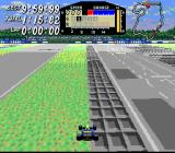 F1ROC: Race of Champions SNES There were two roads to choose from. I chose the third one