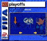 FIFA Soccer 97 SNES Choosing playoffs
