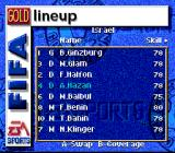FIFA Soccer 97 SNES Hey, familiar names! Tal Banin is still in the national team, eh?