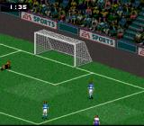 FIFA 98: Road to World Cup SNES It's not that I didn't expect this goal...