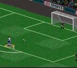 FIFA 98: Road to World Cup SNES Penalty kick