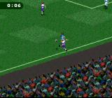 FIFA 98: Road to World Cup SNES Dangerous pass from the line