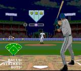 Frank Thomas Big Hurt Baseball SNES It's dark...