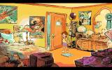 The Adventures of Willy Beamish DOS Tiffany's room - want to play with the scale?
