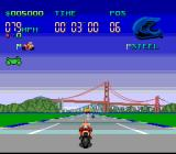 Full Throttle: All-American Racing SNES San Francisco, California