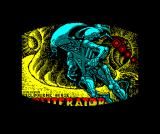 Obliterator ZX Spectrum Loading screen