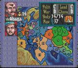 Genghis Khan II: Clan of the Gray Wolf SNES Country information
