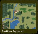 Genghis Khan II: Clan of the Gray Wolf SNES Attacking another country