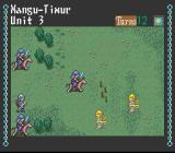 Genghis Khan II: Clan of the Gray Wolf SNES Battle!