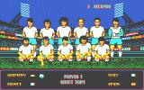 Rick Davis's World Trophy Soccer Atari ST Only 4 teams to choose from