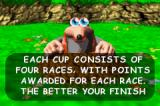 Banjo Pilot Game Boy Advance Take a time and listen some advices with Bottles before racing in his GP.