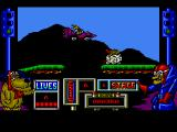 Wacky Races Amiga In Game