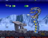 Project-X Amiga Level 2 - Meeting really big & laser firing snake