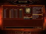 The Lord of the Rings: The Battle for Middle-earth Windows The multiplayer config. screen