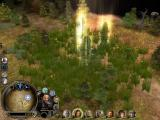 The Lord of the Rings: The Battle for Middle-earth Windows You can modify the landscape to your advantage with the Elvenwood spell which gives allied units several benefits