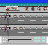 Super Team Games NES Ready for the skateboard race?