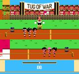 Super Team Games NES There's even a tug of war!