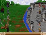 Heroes of Might and Magic II: The Succession Wars Windows Siege!