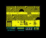 Renegade III: The Final Chapter ZX Spectrum Fighting animals and cavemen is the order of the day