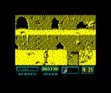 Renegade III: The Final Chapter ZX Spectrum You can't pass that black section