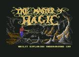 Master of Magic Commodore 64 Title screen