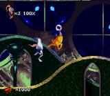 Earthworm Jim 2 SNES Catch the Psy-Crow now!