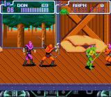 Teenage Mutant Ninja Turtles: Turtles in Time SNES Every now and then, new types of Foot Soldiers appear
