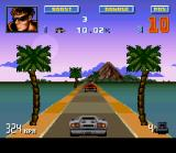 Lamborghini: American Challenge SNES Miami is a very narrow track, forcing the pilots to have more attention in the curves.