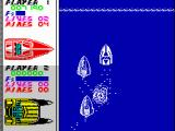 Pro Powerboat Simulator ZX Spectrum It is possible to lay down exploding mines