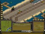 Railroad Tycoon II: Gold Edition Windows Stalled train