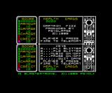 Icarus ZX Spectrum Main menu