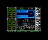 Icarus ZX Spectrum Starting position