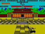 Yie Ar Kung-Fu ZX Spectrum Club is very slow but quite strong