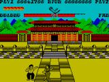 Yie Ar Kung-Fu ZX Spectrum Don't be fooled by the fan it is quite deadly